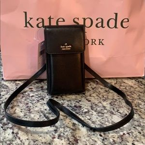 NWT Authentic Kate Spade Phone Case Crossbody